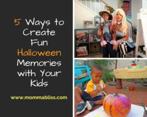 5 Ways to Create Fun Halloween Memories with Your Kids